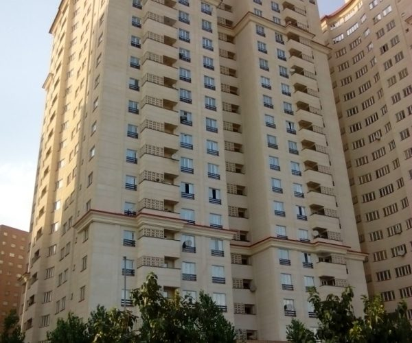 فروش آپارتمان۱۶۱ متری در برجهای صیاد منطقه۲۲