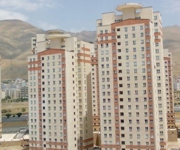 آپارتمان 108متری فروشی در برجهای آسمان