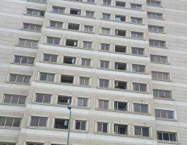 فروش آپارتمان120متری در شهاب شهر بالای همت منطقه22