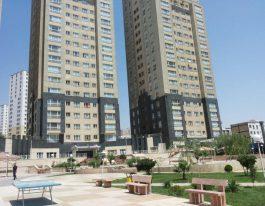 آپارتمان ۱۳۵متری فروشی در برجهای پارسیا