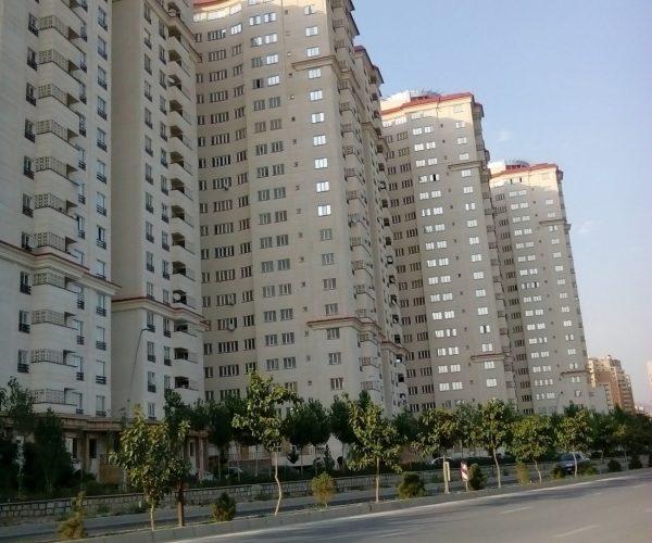 فروش آپارتمان ۱۵۷ متری در برجهای صیاد منطقه۲۲