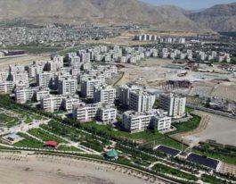 مظنه قیمت آپارتمان در منطقه ۲۲ تهران و تهرانسر