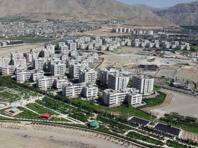 مظنه قیمت آپارتمان در منطقه 22 تهران و تهرانسر