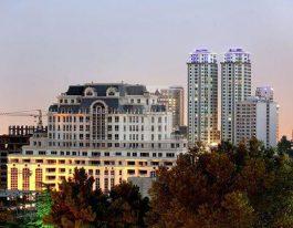 مظنه قیمت آپارتمان در منطقه فرشته تهران