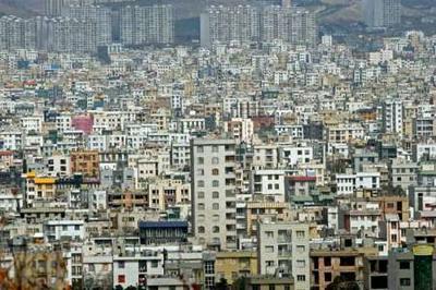 ایران جمعیت شهرنشین بیشتری نسبت به میانگین جهانی دارد.