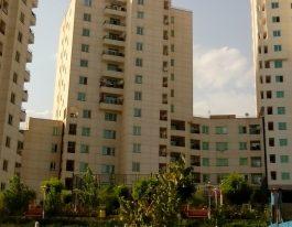 فروش آپارتمان 74 متری در برجهای سروناز شمال دریاچه چیتگر