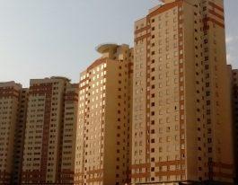 فروش آپارتمان ۱۱۰ متری در برجهای آسمان منطقه۲۲