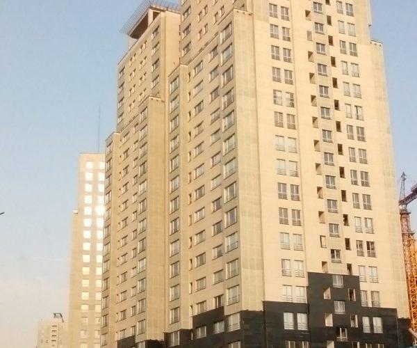 فروش آپارتمان 137 متری در برج های برلیان منطقه22