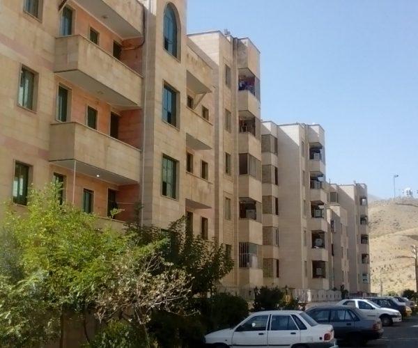 فروش آپارتمان 75 متری در شهرک شهید باقری منطقه22