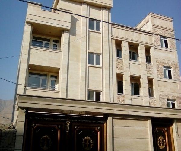 فروش واحد مسکونی و تجاری در شهرک گلستان منطقه22