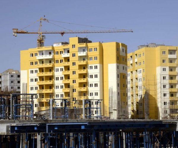 جدول قیمت و منطقه آپارتمان های محدود 400-500 میلیون