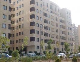 فروش آپارتمان 63 متری در مجتمع نگین غرب وردآورد