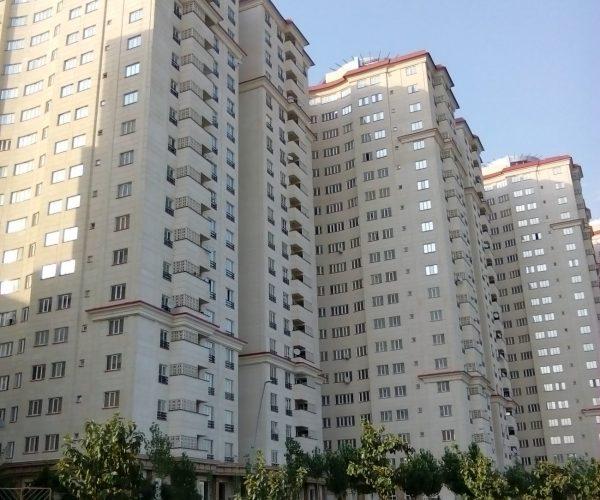 فروش آپارتمان ۱۶۱ متری در برجهای صیاد۲ منطقه۲۲