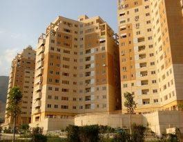 فروش آپارتمان 97 متری در برجهای عرفان شمال دریاچه چیتگر