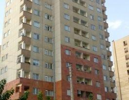 اجاره آپارتمان 77 متری در برجهای قائم شمال دریاچه چیتگر