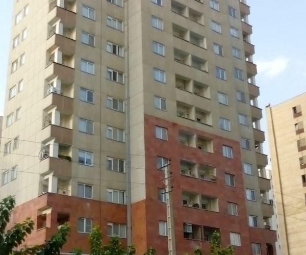 فروش آپارتمان 75 متری در برجهای قائم منطقه22