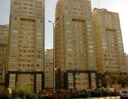 اجاره واحد 135 متری در برجهای پارسا منطقه22
