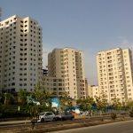 اجاره آپارتمان 76 متری در برجهای سروناز منطقه22