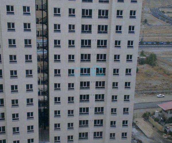 آپارتمان۹۴متری فروشی در برجهای یاس همت.