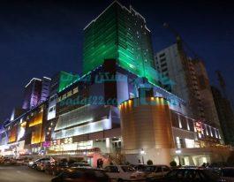 واحد اداری ۱۳۰متری فروشی در برج تجاری اداری طوبا .