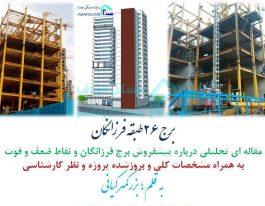 پروژه مسکونی فرزانگان ابنیه همت چیتگر