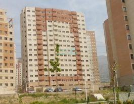 فروش آپارتمان ۱۲۵ متری در برجهای احرار منطقه۲۲
