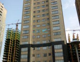 فروش آپارتمان ۱۳۵ متری در برجهای پارسیا منطقه۲۲