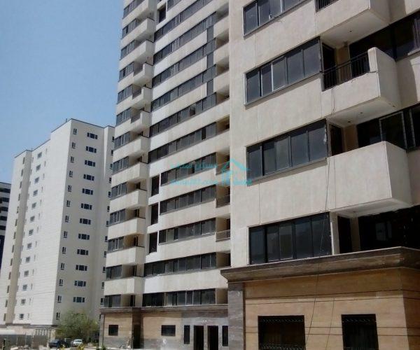 فروش آپارتمان ۱۰۳ متری در مجتمع یاس بلوار کوهک منطقه۲۲