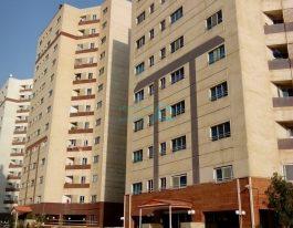 فروش آپارتمان ۷۷ متری در برجهای قائم منظقه۲۲