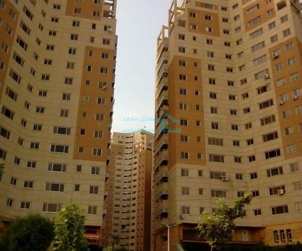 فروش آپارتمان ۲۵۷ متری در برجهای عرفان منطقه۲۲