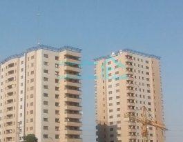 فروش آپارتمان ۱۰۹ متری در برجهای امین منطقه۲۲