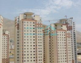 فروش آپارتمان ۱۰۶ متری در برجهای آسمان منطقه۲۲