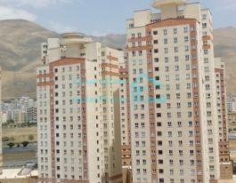 فروش آپارتمان ۱۰۹ متری در برجهای آسمان منطقه۲۲