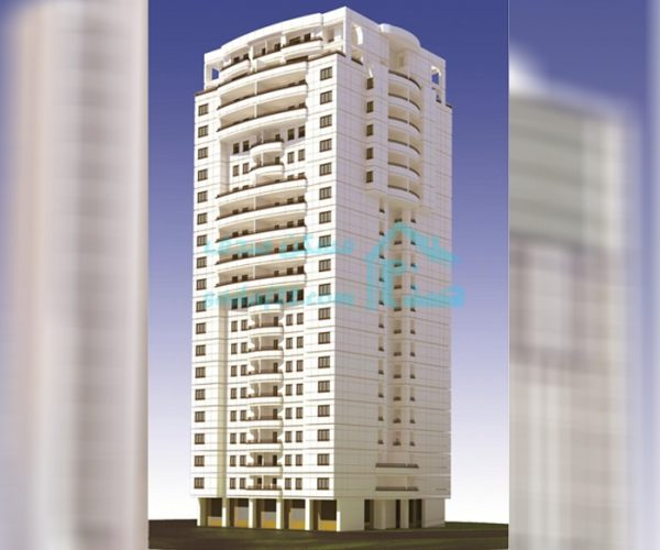 فروش واحد ۱۱۶ متری برج پاریز