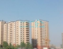 فروش آپارتمان ۹۵ متری در برجهای امین منطقه۲۲