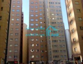 اجاره واحد ۱۸۶ متری در برج های صیاد۱