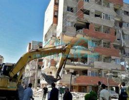 ماجرای تخریب ساختمانهای مسکن مهر در زلزله اخیر