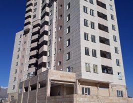 فروش آپارتمان ۱۳۰ متری در برجهای بلوار کوهک منطقه۲۲
