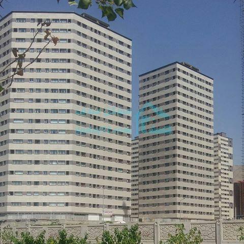 ۹۲ متر ۲ خواب خوش نقشه در شهرک چیتگر