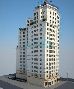 برج چشمه پروژه عقیق چشمه
