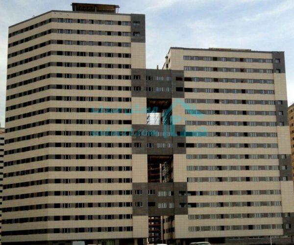 ۲۲۰ متر ۴ خواب طبقات آخر برج