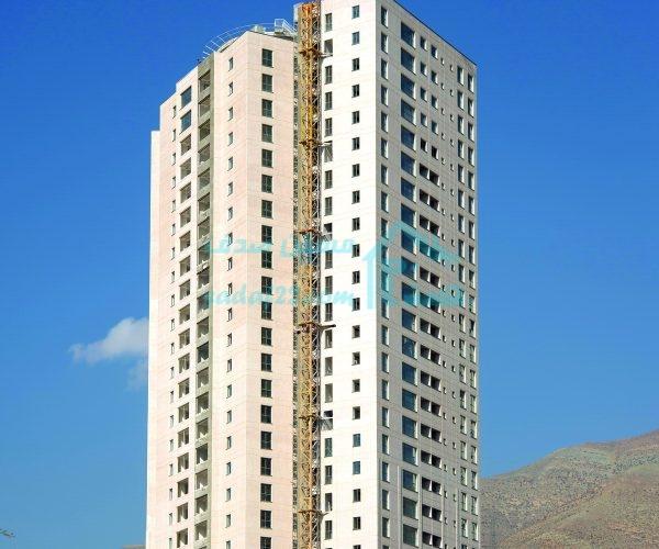 پروژه شرکت ایران سازه- برج مروارید بلوک E5