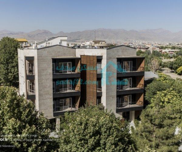 قیمت آپارتمان در پرنوسانترین منطقه تهران