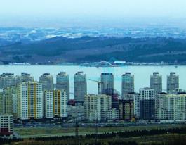 پروژه های قسمت شرقی دریاچه خلیج فارس