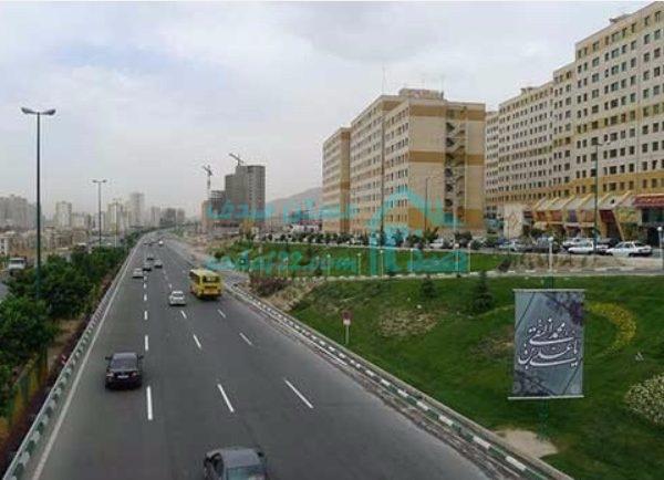 شهرک های شمال بزرگراه همت در منطقه۲۲