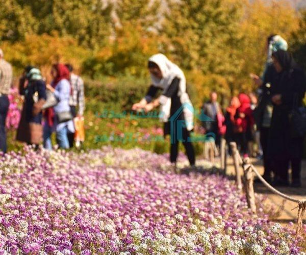 معرفی باغ گیاه  شناسی در منطقه ۲۲| چیتگر