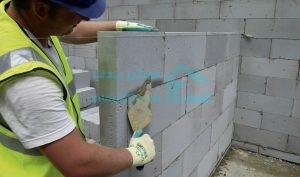 استفاده از مصالح ساختمانی نازک