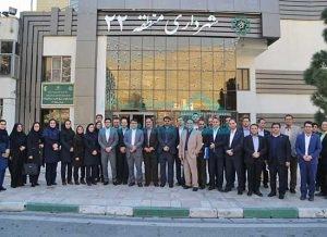 مراکز دولتی در شهرک گلستان
