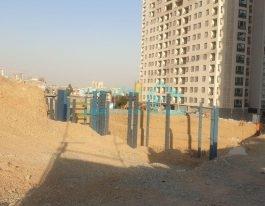 پروژه مسکونی برلیان مروارید شهر (شرکت مهر آفرین)